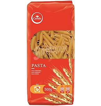 Condis Pasta macarrones 500 GRS