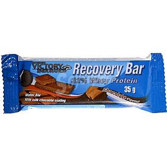 VICTORY ENDURANCE Recovery Bar wafer de proteinas sabor chocolate con leche envase 35 g