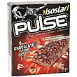 Barritas de cereales chocolate caja 138 gr 138 gr PULSE