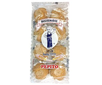 Pepito Bizcochada 8 Unidades 220 Gramos
