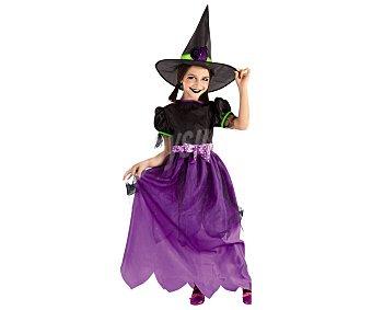 Rubie's Disfraz infantil de brujita con purpurina. Talla: M 5-7 años, RUBIE´S