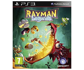 UBISOFT Rayman Legends PS3 1u
