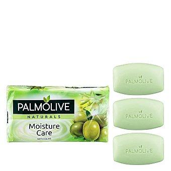 Palmolive Pastilla de jabón Naturals Originals Pack 3 pastilla 90 g