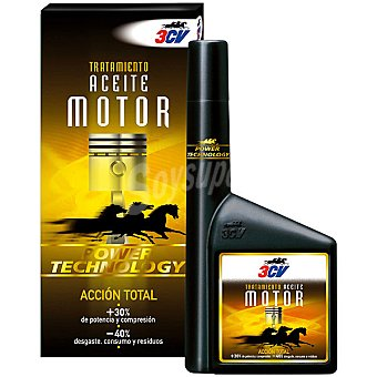 3CV Power Technology Tratamiento aceite motor para automóvil 500 ml