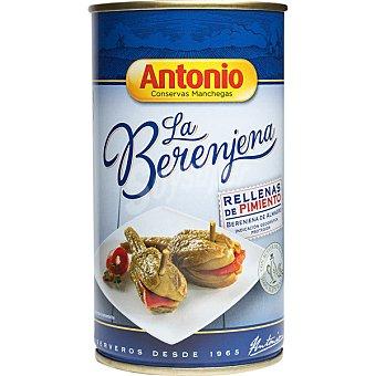 ANTONIO Berenjenas rellenas de pimiento  lata 170 g