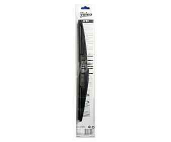 VALEO Limpiaparabrisas trasero de 350 milímetros de longitud, con adaptador de ajuste tipo U 1 unidad