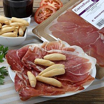 Carrefour Jamón curado Sobre de 80 g