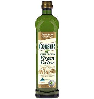 Coosur Aceite de oliva virgen extra Botella 1 litro