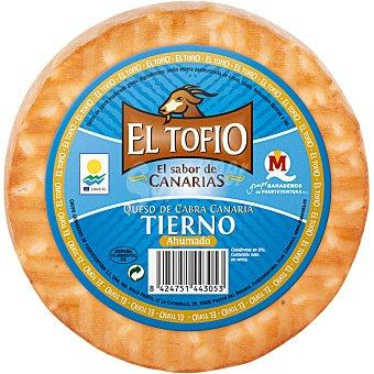 El Tofio queso de cabra tierno ahumado pieza 1,2 kg
