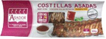 Costilla parrilla miel/mostaza 500 GRS