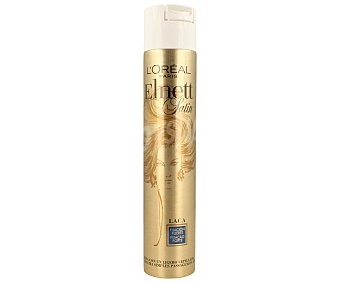 Elnett L'Oréal Paris Laca fijadora fuerte satin Bote 300 ml
