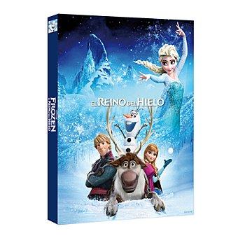 """Disney Frozen: """"El reino del hielo"""" Caja métalica Blu-Ray 1 ud"""