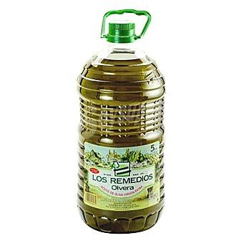 Los Remedios Aceite de oliva virgen extra 5 l