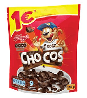 Kellogg's Cereales chocolate Chocos 110 g