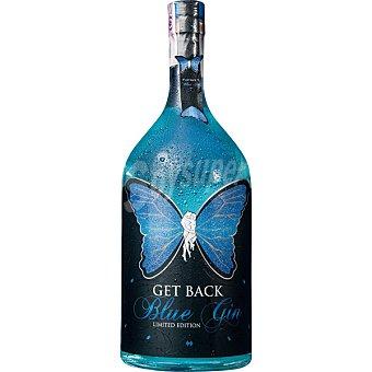GET BACK Blue Edición Limitada ginebra premium  botella 75 cl
