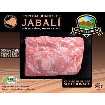 MONTEGUSTO Jabalí lomo extra sin gluten peso aproximado envase 400 g Envase 400 g