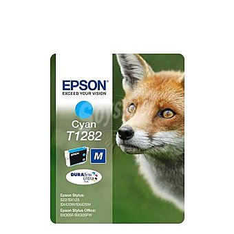 Epson Cartucho de tinta T12824 - Cian Cartucho de tinta T12824