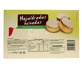 Auchan Hojaldradas nevadas 410 gramos