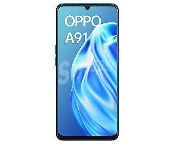 """OPPO A91 Smartphone 16,2cm (6,4"""") azul, Octa-Core, 8GB Ram, 128GB, microsd, 48+8+2 Mpx, coloros 7 (android 10)"""