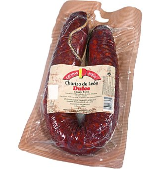Pablo Chorizo de León dulce  450 g