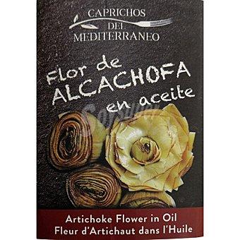 Caprichos del Mediterráneo Flor de alcachofa en aceite Bandeja 500 g