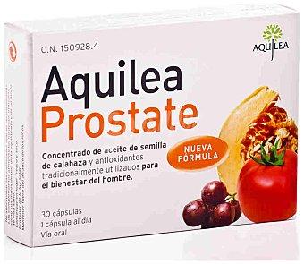 AQULEA Prostate Complemento alimenticio (concentrado de aceite de semilla de calabaza y antioxidantes) aquilea Prostate 30 C