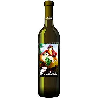 CLOS D'ESGARRACORDES Vino blanco de Castellón Botella 75 cl