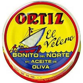 Ortiz Bonito del norte en aceite de oliva Lata 250 g