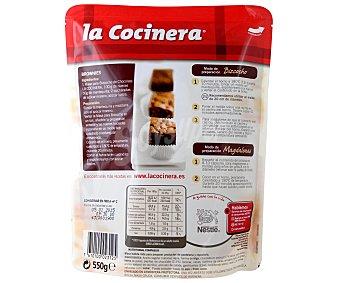 La Cocinera Bizcocho al chocolate 550 GR