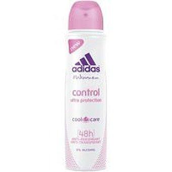 ADIDAS Woman Desodorante para mujer Body Control Spray 150 ml