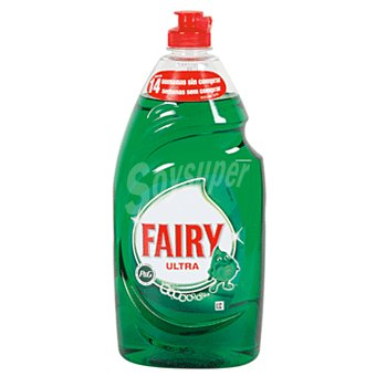 Fairy Lavavajillas mano concentrado Botella 900 ml
