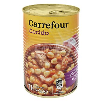 Carrefour Cocido madrileño 440 g