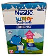 Leche infantil liquida crecimiento junior a partir 1 año Brick pack 4 x 1 l - 4 l Nestlé