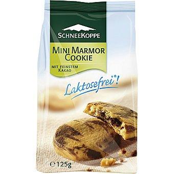 SCHNEEKOPPE mini galletas sin lactosa envase 125 g