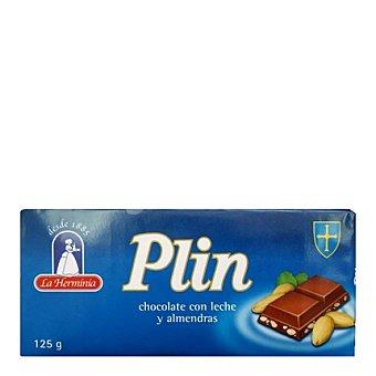 Trapa Chocolate con leche y almendras 125 g