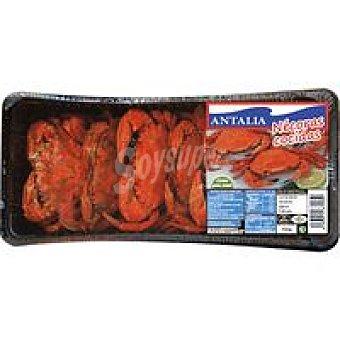 ANTALIA Nécora cocida Bandeja 700 g