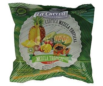 La Cuerva Mezcla de frutas tropicales,100% naturales y sin conservantes ni colorantes 300 g