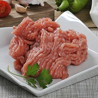 Carrefour Carne picada de pollo Bandeja de 400 g