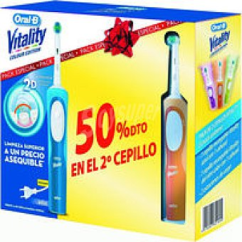 Oral-B Duo Vitality Pack 2
