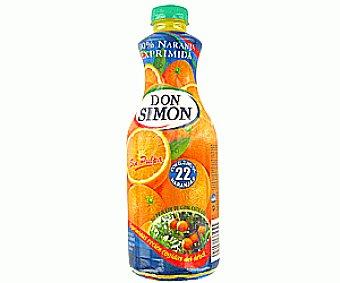 Don Simón Zumo de Naranja Refrigerado Sin Pulpa 1.5 Litros