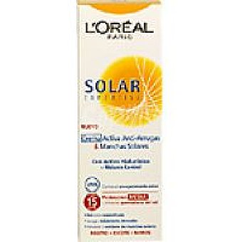 L'Oréal Crema facial solar F15 Caja 75 ml