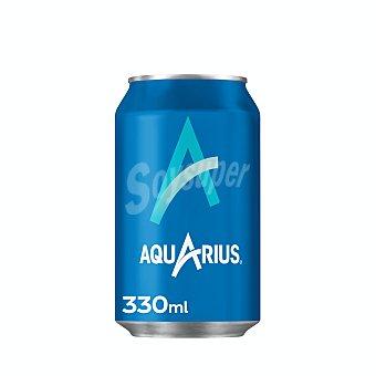 Aquarius Aquarius sabor limón Lata 33 cl