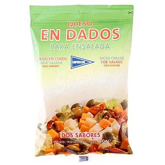 Hipercor Queso en dados para ensaladas Bolsa 200 g
