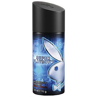 Playboy Fragrances Desodorante masculino Super Playboy spray 150 ml