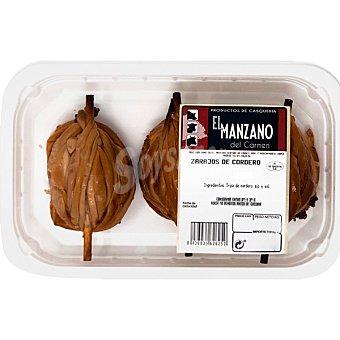 Manzano Zarajos de cordero Bandeja 250 g