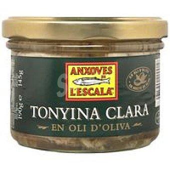 L`ESCALA Atún en aceite de oliva Tarro 190 g