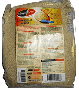Valpiform Cous Cous arroz 500 g.