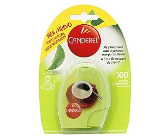 Canderel Edulcorante en dosificador Green 100 cps 8,5 gr