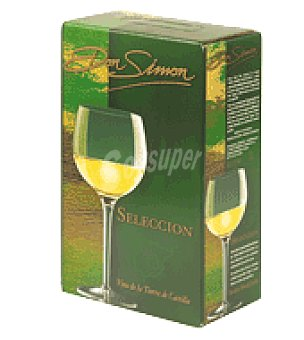 Don Simón Vino blanco seleccion bag in box 3 l