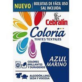 Cebralin Tinte Azul Coloria